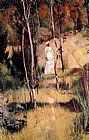 Tom Roberts A Summer Morning Tiff painting