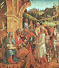 Vincenzo Foppa The Adoration of the Kings painting