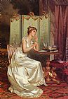 Vittorio Reggianini The Answer painting