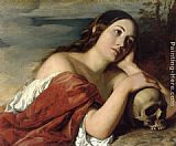 William Dyce Omnia Vanitas painting