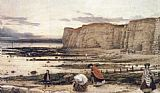 William Dyce Recollection of Pegwell Bay painting
