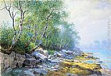 William Stanley Haseltine Seal Harbor, Mount Desert, Maine painting