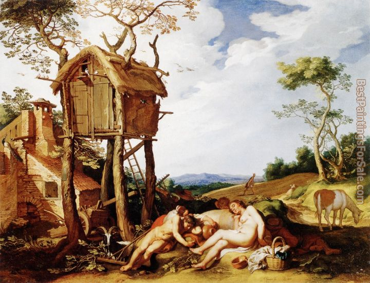 Abraham Bloemaert Paintings for sale