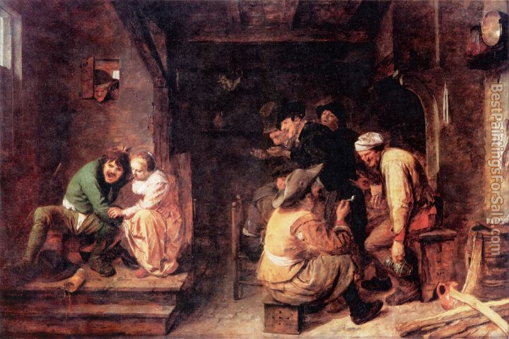 Adriaen Brouwer Paintings for sale