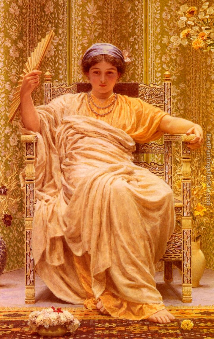 Albert Joseph Moore Paintings for sale