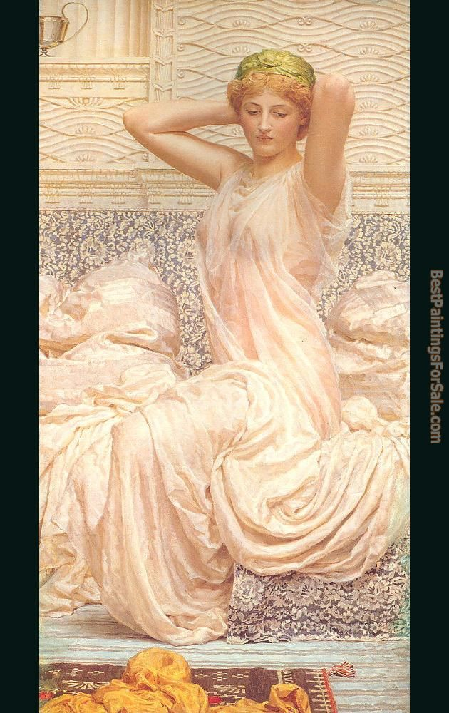 Albert Moore Paintings for sale