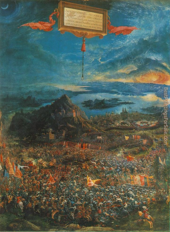 Albrecht Altdorfer Paintings for sale