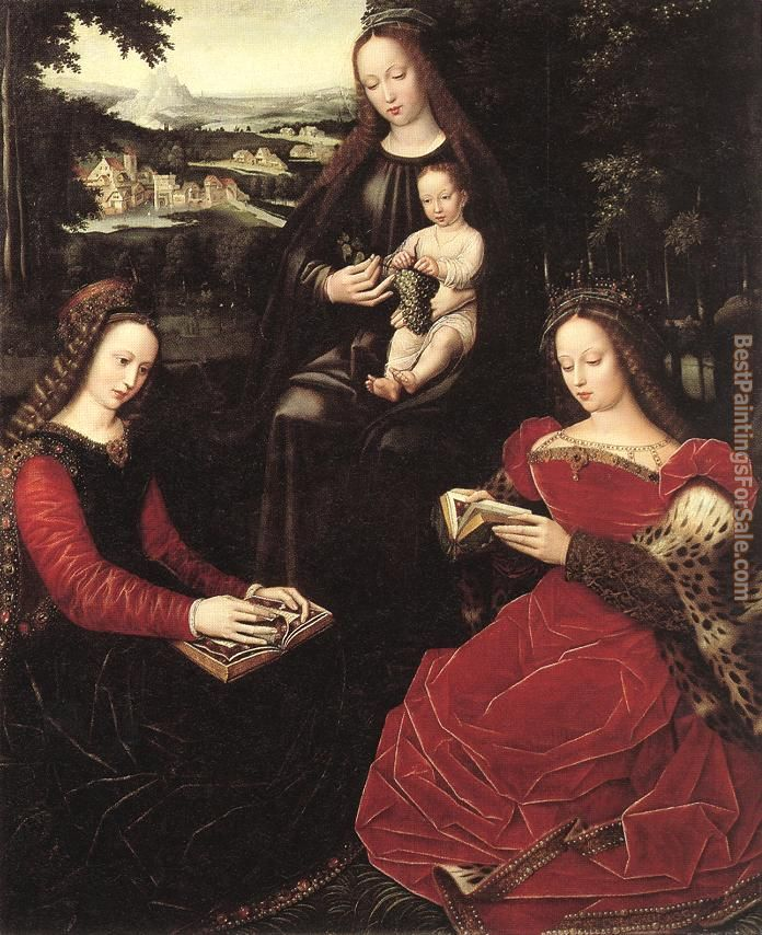 Ambrosius Benson Paintings for sale