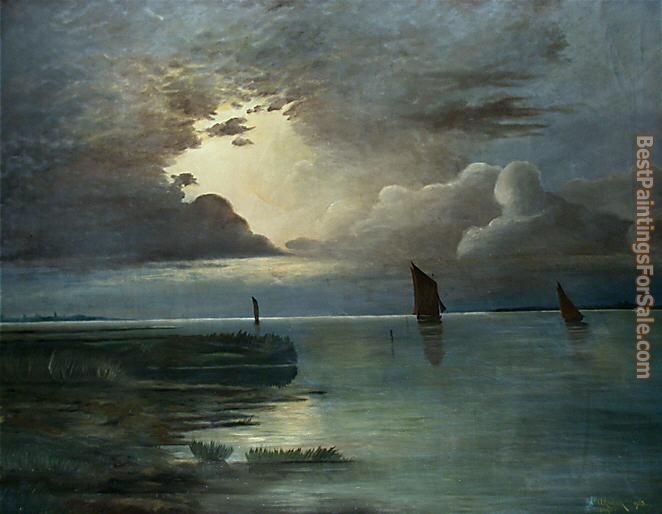 Andreas Achenbach Paintings for sale