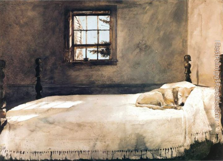 Andrew Wyeth Paintings for sale