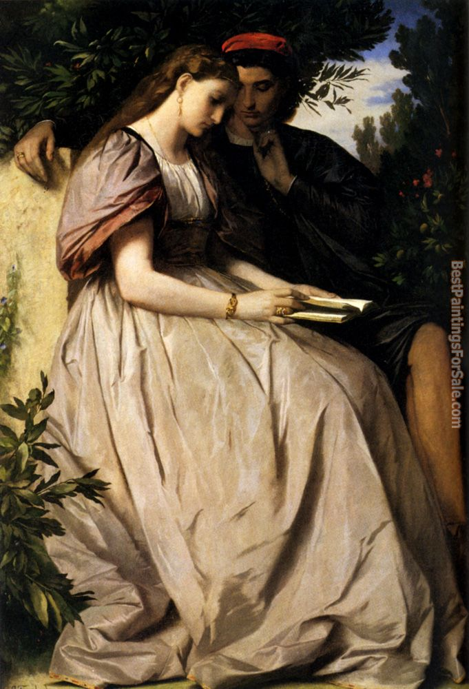 Anselm Friedrich Feuerbach Paintings for sale