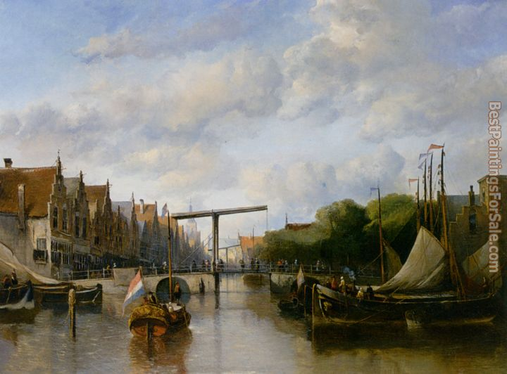 Antonie Waldorp Paintings for sale