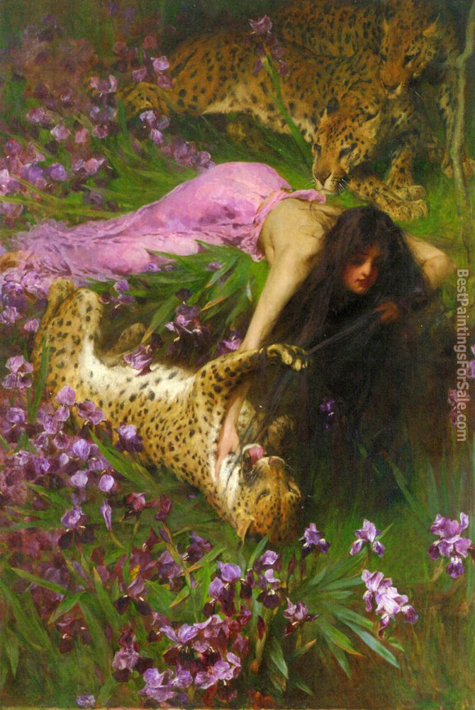 Arthur Wardle Paintings for sale