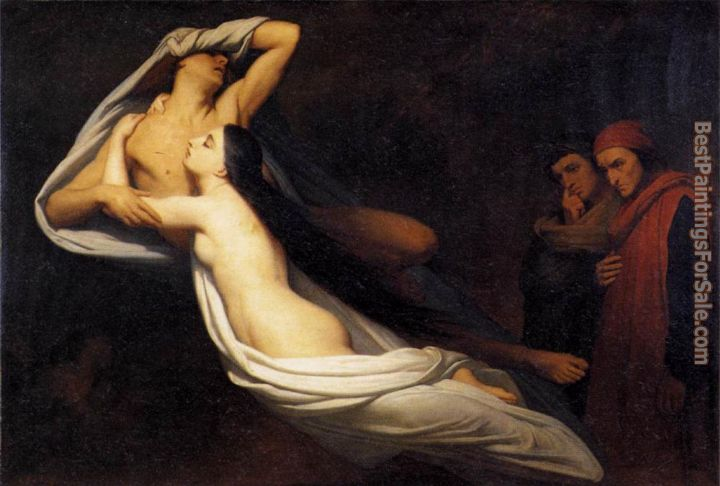 Ary Scheffer Paintings for sale