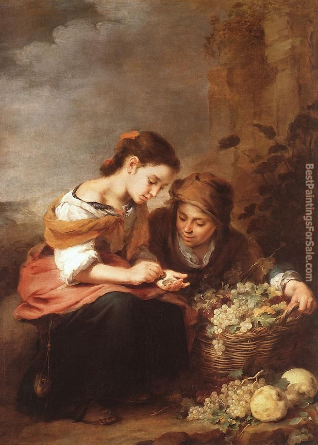 Bartolome Esteban Murillo Paintings for sale