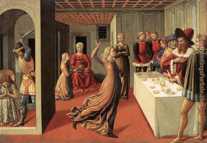 Benozzo di Lese di Sandro Gozzoli Paintings for sale