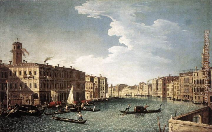 Bernardo Canal Paintings for sale