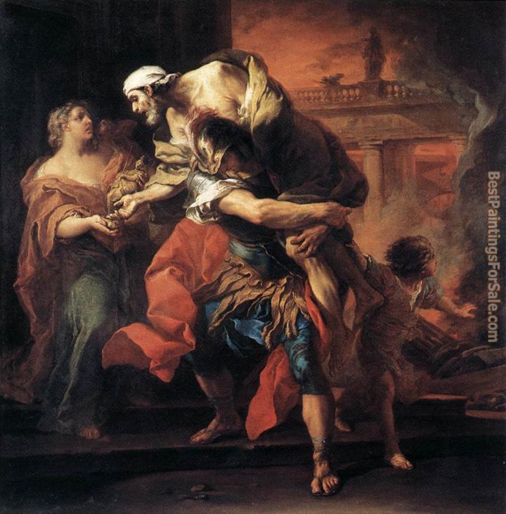 Carle van Loo Paintings for sale