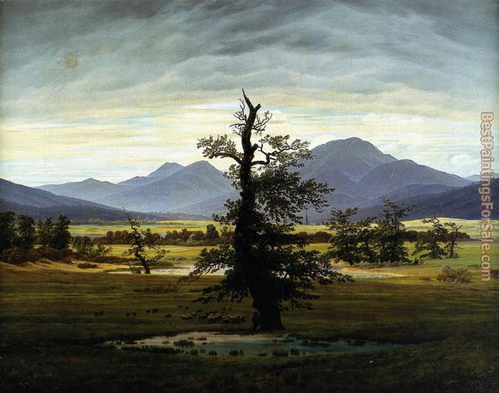 Caspar David Friedrich Paintings for sale