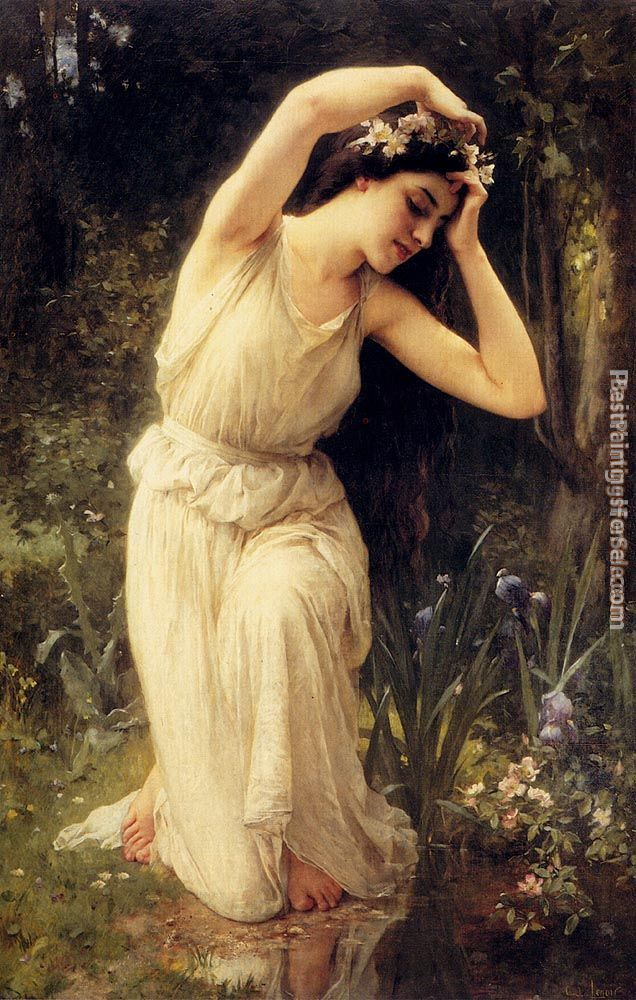 Charles Amable Lenoir Paintings for sale