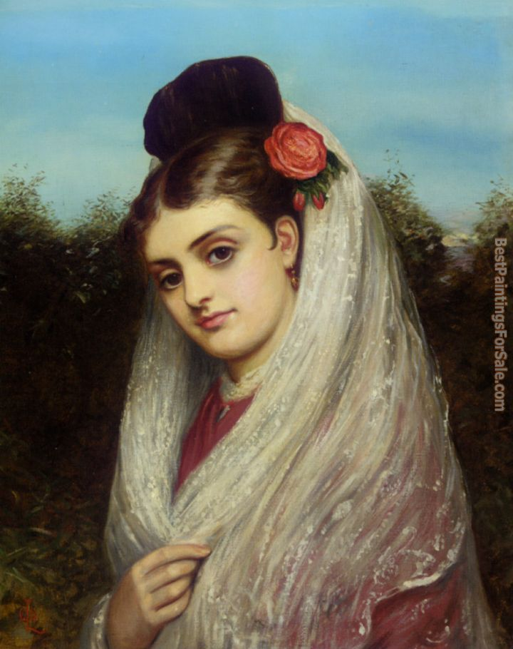 Charles Sillem Lidderdale Paintings for sale