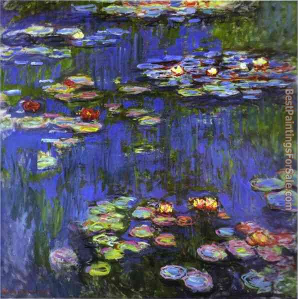 Claude Monet Paintings for sale