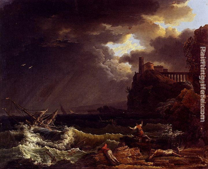 Claude-Joseph Vernet Paintings for sale