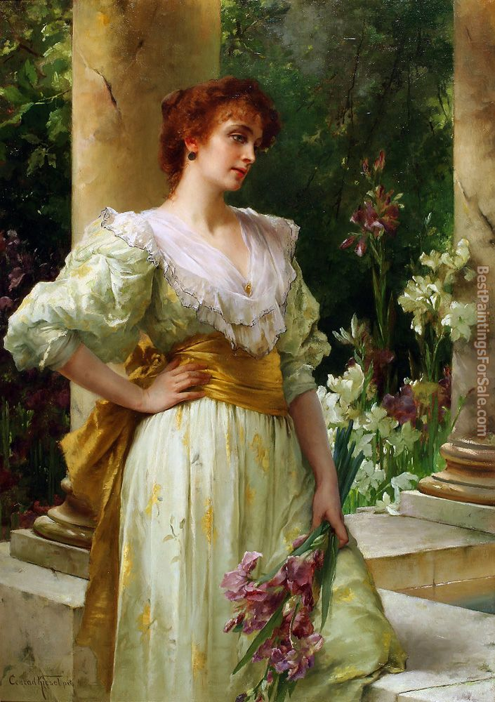 Conrad Kiesel Paintings for sale