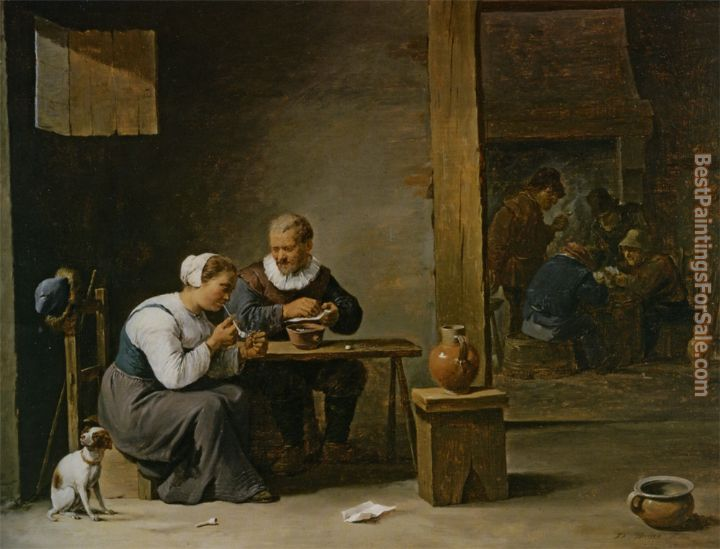 David the Younger Teniers Paintings for sale