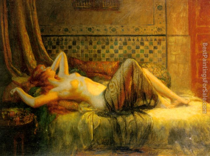 Delphin Enjolras Paintings for sale
