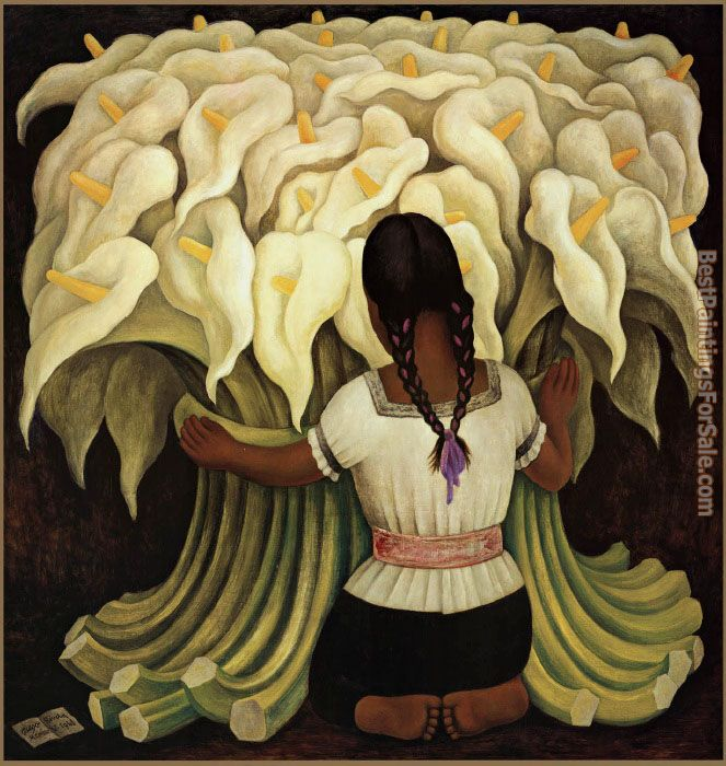 Diego Rivera Paintings for sale