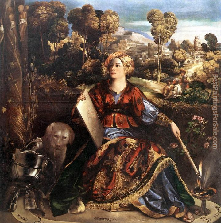 Dosso Dossi Paintings for sale