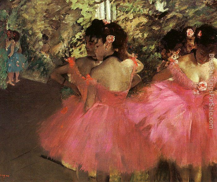 Edgar Degas Paintings for sale