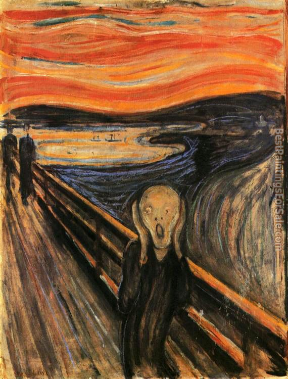 Edvard Munch Paintings for sale