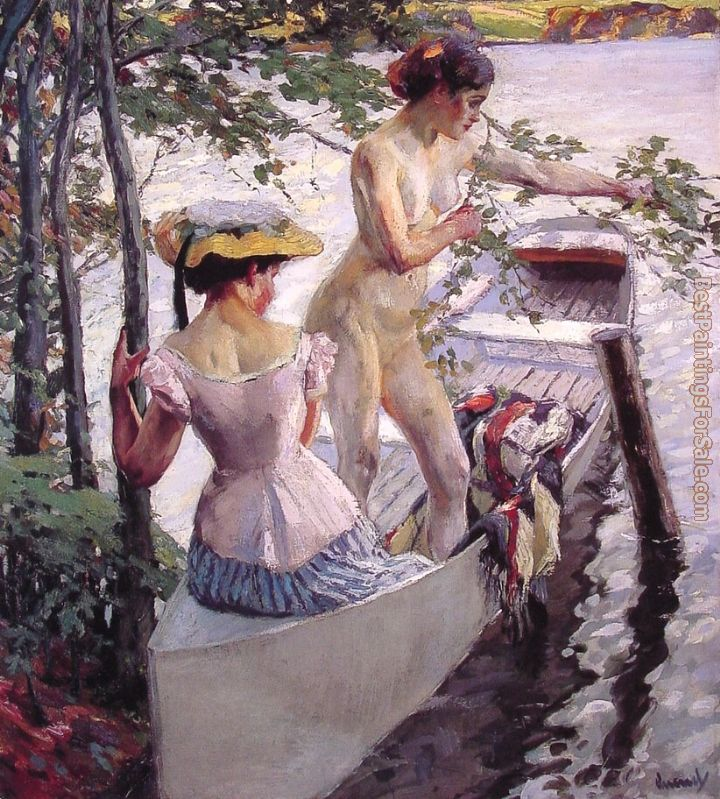 Edward Cucuel Paintings for sale