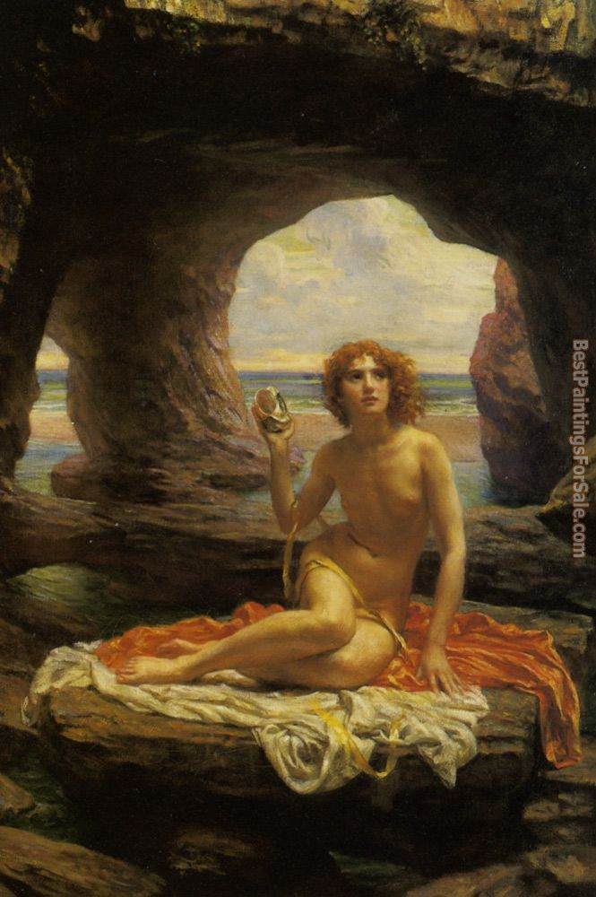 Edward John Poynter Paintings for sale