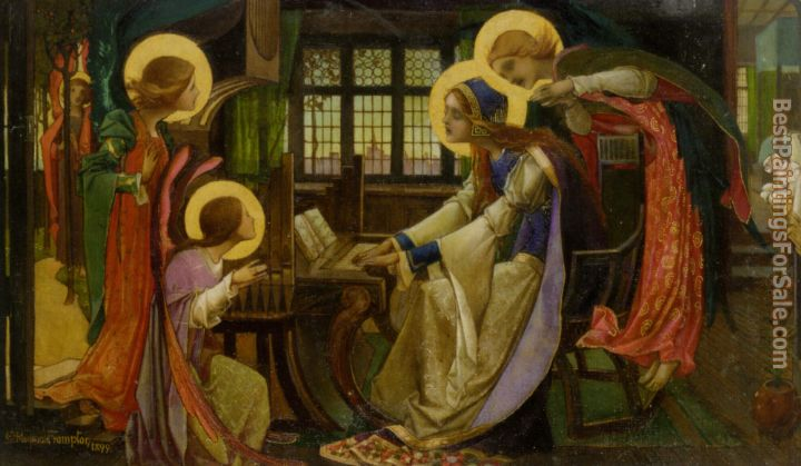Edward Reginald Frampton Paintings for sale