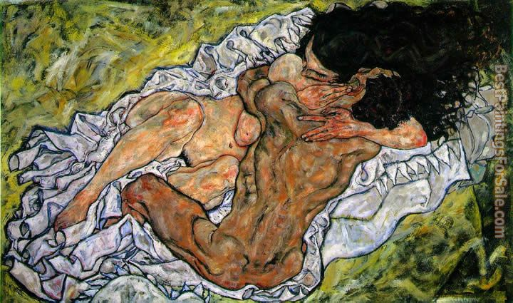 Egon Schiele Paintings for sale