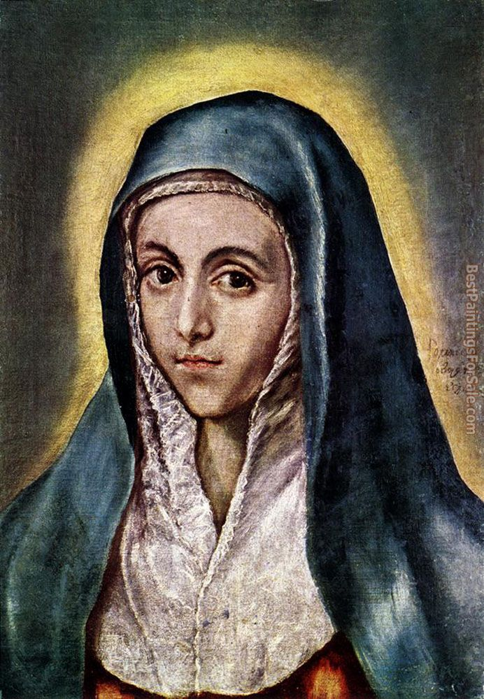 El Greco Paintings for sale
