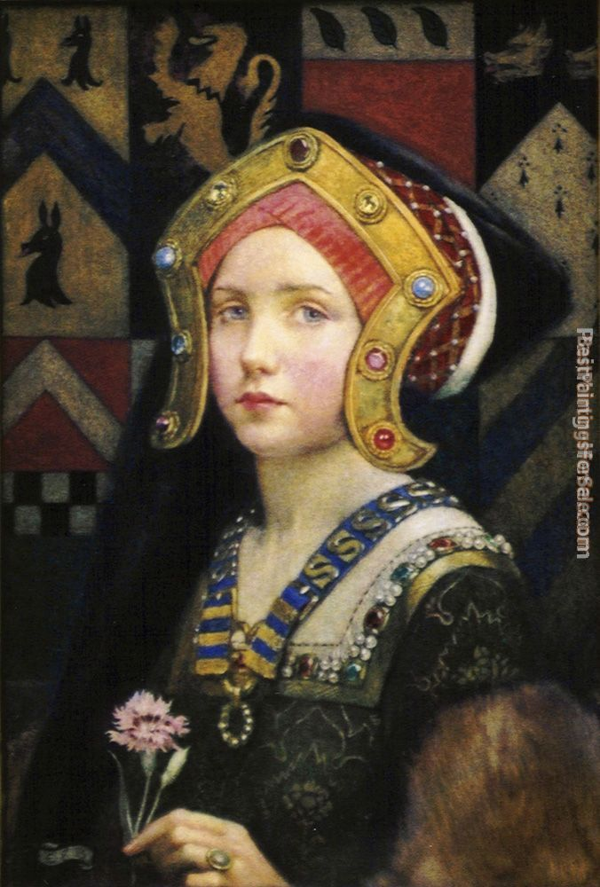 Eleanor Fortescue-Brickdale Paintings for sale