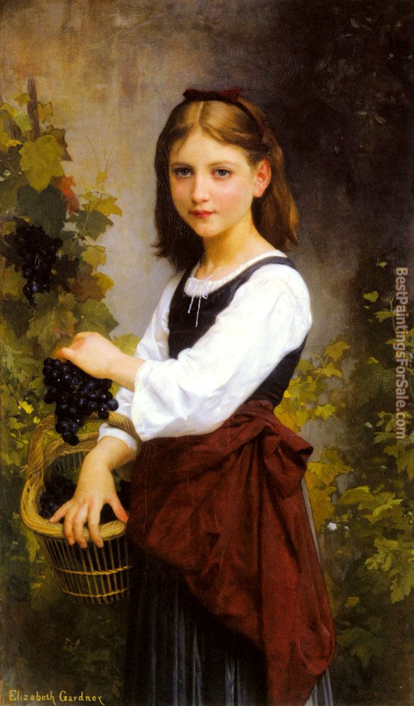 Elizabeth Jane Gardner Bouguereau Paintings for sale