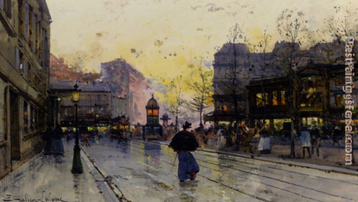 Eugene Galien-Laloue Paintings for sale