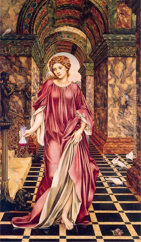 Evelyn de Morgan Paintings for sale
