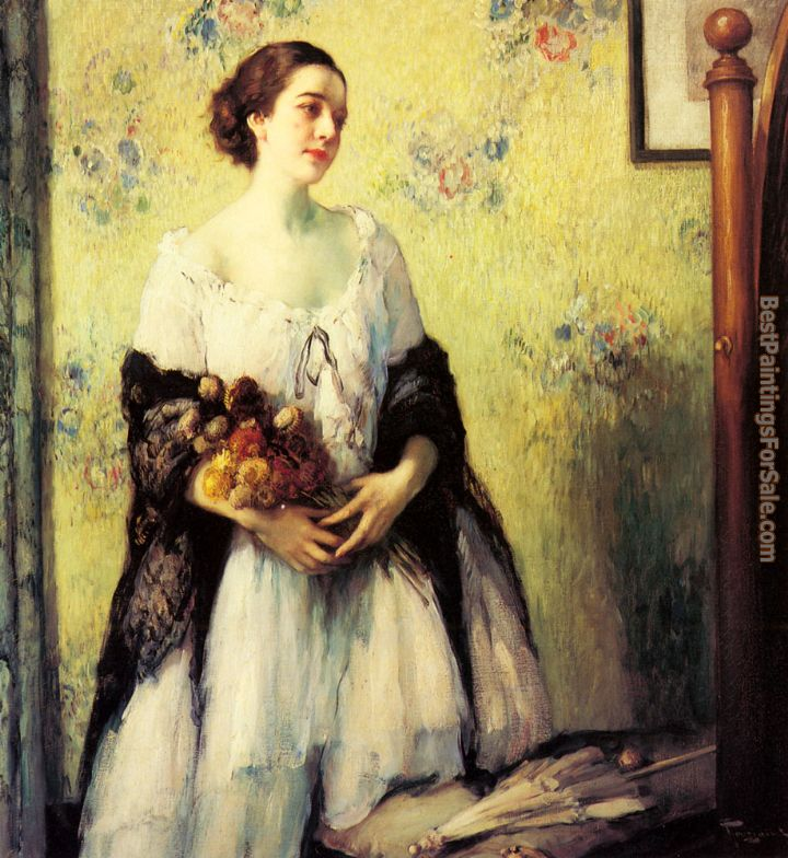 Fernand Toussaint Paintings for sale