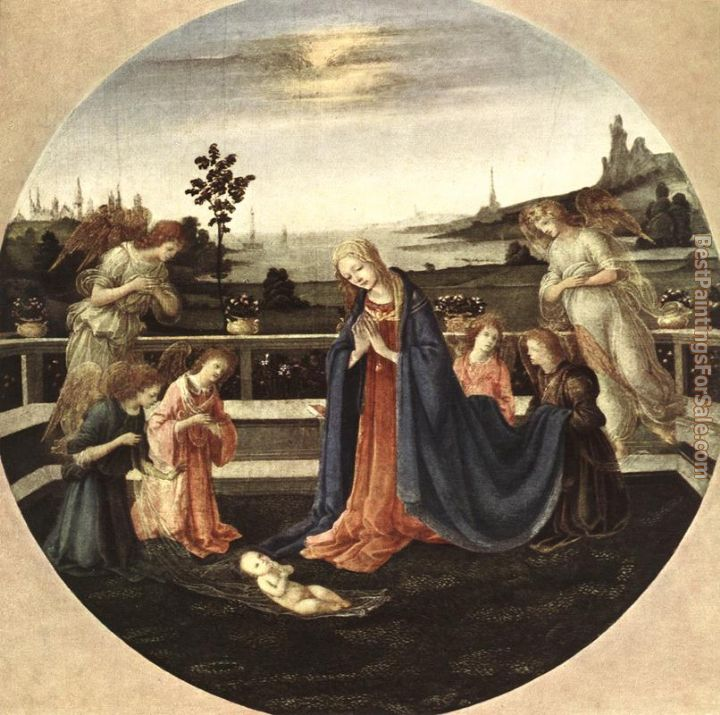 Filippino Lippi Paintings for sale