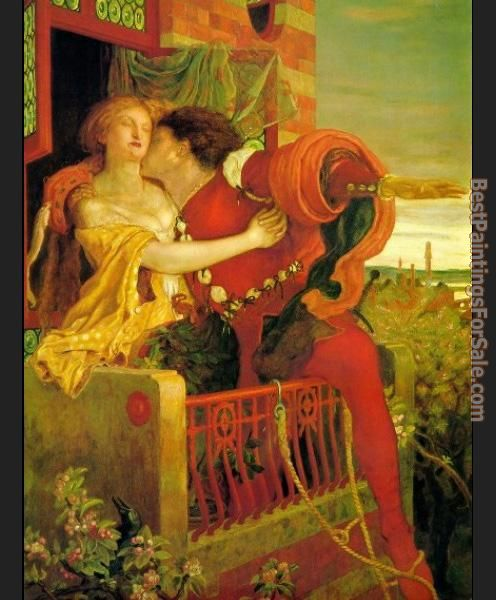 Ford Madox Brown Paintings for sale