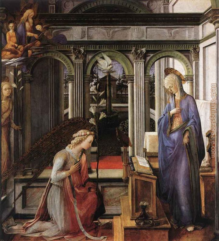 Fra Filippo Lippi Paintings for sale