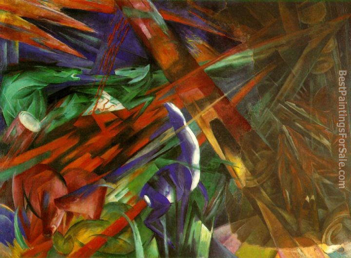 Franz Marc Paintings for sale