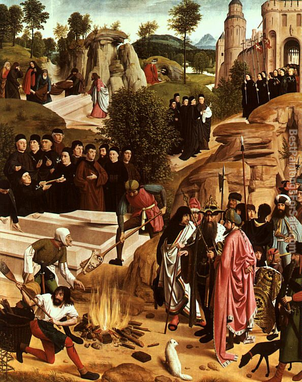 Geertgen tot Sint Jans Paintings for sale