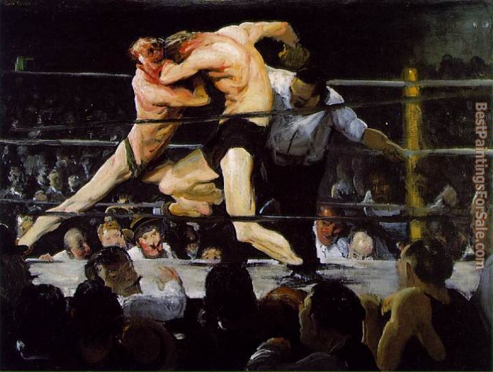 George Bellows Paintings for sale